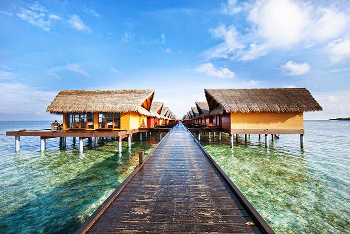 Adaaran Hudhuranfushi Resort