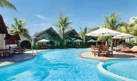 Veranda palmar beach hotel mauritius holidays for Veranda piscine